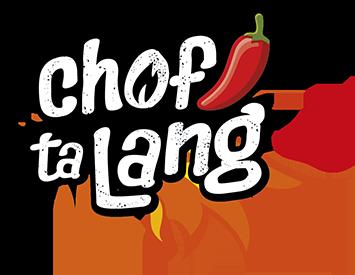 Chof ta lang logo