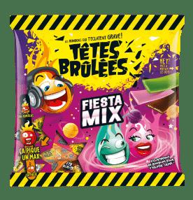 fiesta mix têtes brûlées